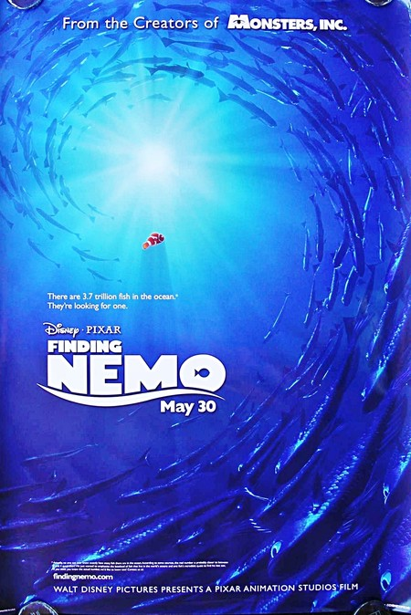 Finding Nemo Poster Wallpaper 3