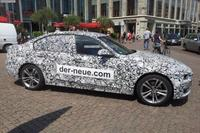 ¡Jaguar promociona el XE con BMW camuflado en Alemania!