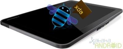 La primera Custom ROM para la Motorola Xoom