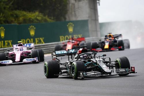 La era híbrida es el gran fracaso de la Fórmula 1: ocho años monomarca en los que nadie se acerca a Mercedes
