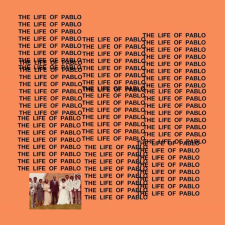 Kanye The Life Of Pablo Cover Art
