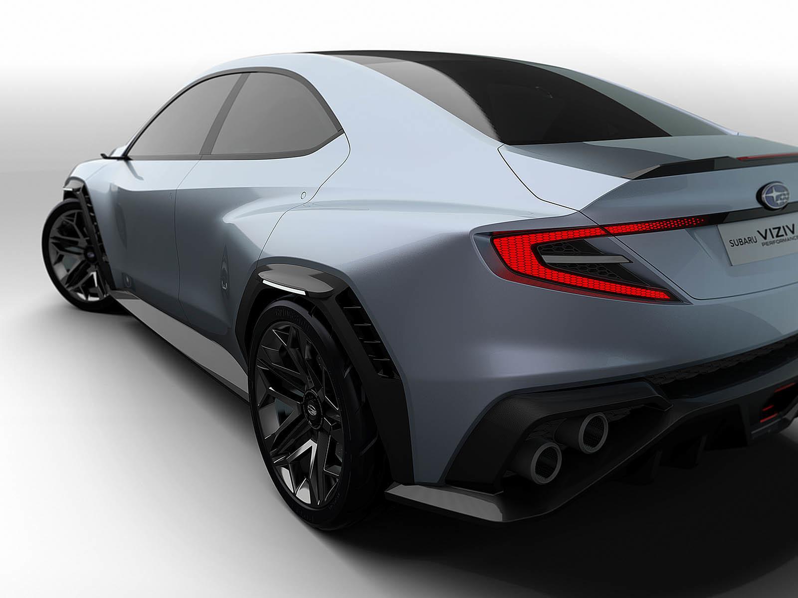 Foto de Subaru VIZIV Performance Concept (2/6)