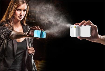Spray Pimienta Funda Iphone