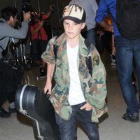El agente de Justin Bieber le echa el ojo a Cruz Beckham