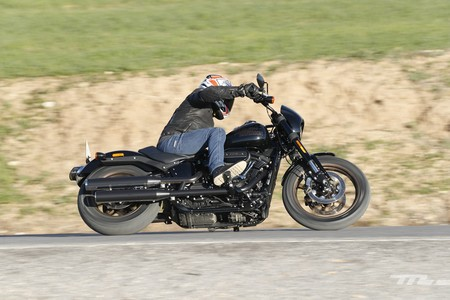 Harley Davidson Triple S 2020 Prueba 041