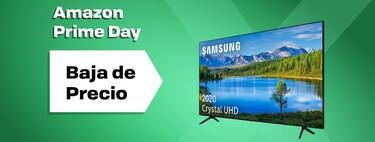 Gran diagonal y bajo precio: esta smart TV 4K de 65 pulgadas de Samsung es un chollo a poco más de 500 euros