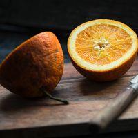 Una naranja al día para cuidar nuestra vista