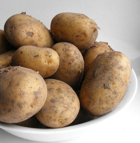 Diferencias nutricionales entre las patatas hervidas y patatas fritas