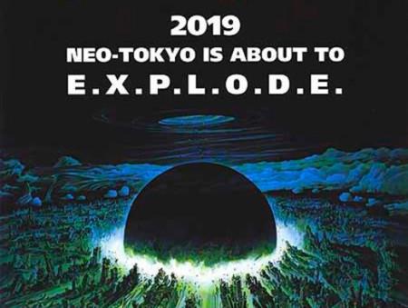 Neo Tokio explosión