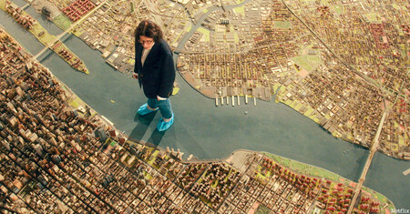 Pretend Its A City Fran Lebowitz Martin Scorsese Panorama Model Nyc
