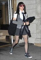 Madonna disfrazada de colegiala
