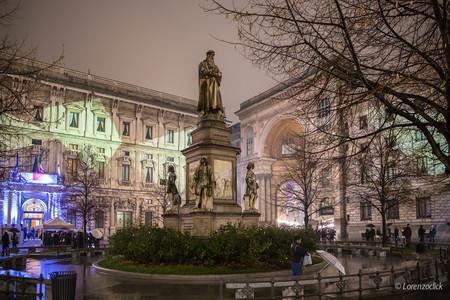 Plaza Scala Milán