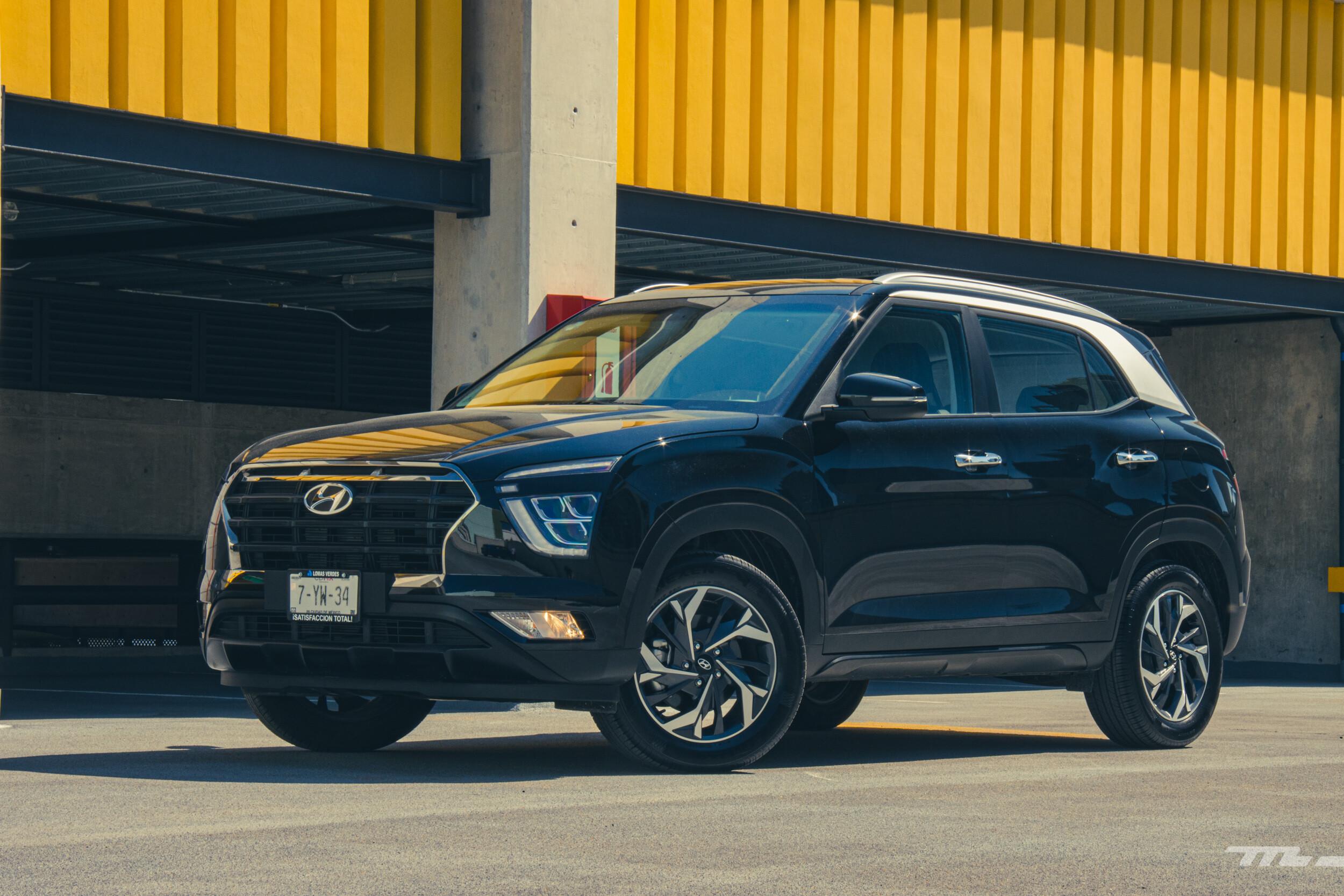 Foto de Hyundai Creta Limited Turbo: prueba de manejo en México (24/43)