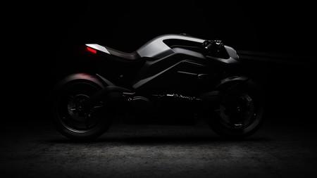 Comunicación háptica, 127 CV y un precio de 103.000 euros: así es la moto eléctrica ARC Vector