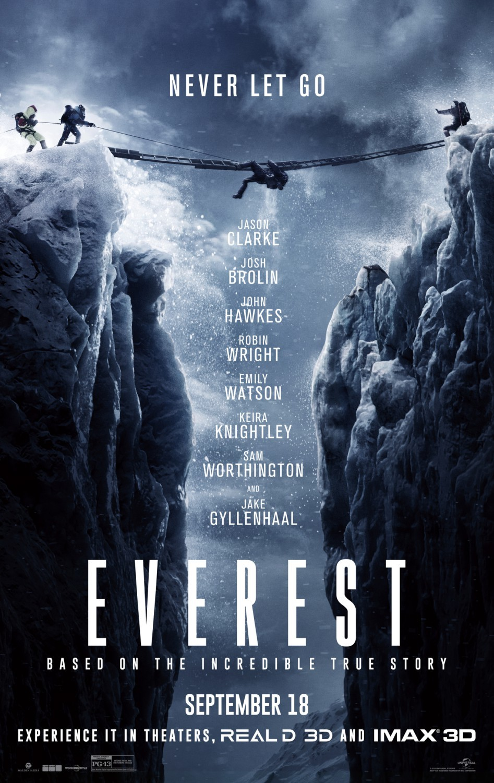 Foto de Carteles de 'Everest' (3/4)