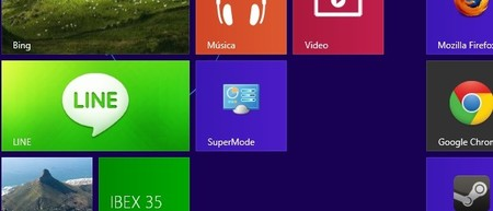 "Sácale todo el partido al ""SuperMode"" del panel de control en Windows 8"
