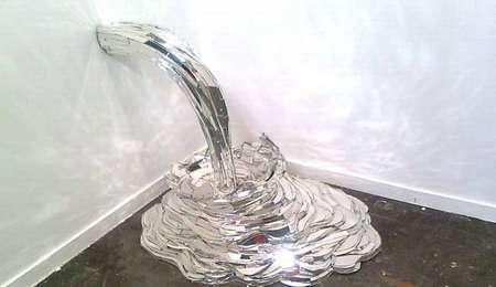 Fuente de espejos