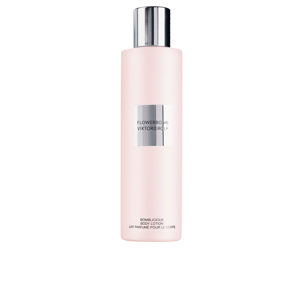 Flowerbomb perfumed body lotion de Viktor & Rolf