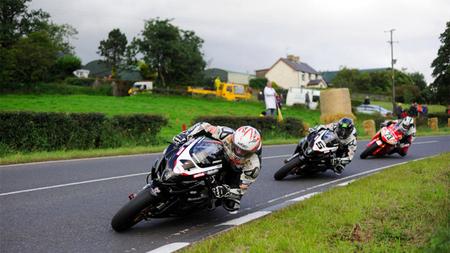 La legendaria última vuelta del Ulster Grand Prix 2010