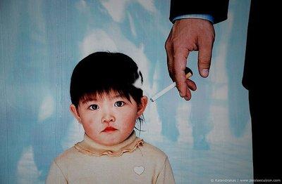 Altos niveles de agentes cancerígenos en niños fumadores pasivos