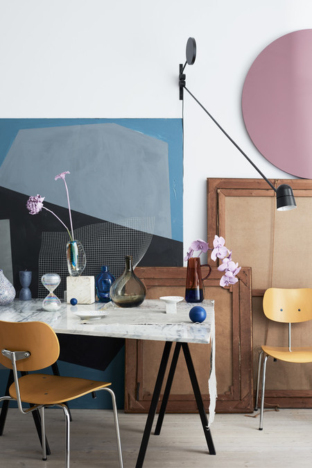 The Art of Color es el último editorial de Zara Home que nos presenta su colección más artística