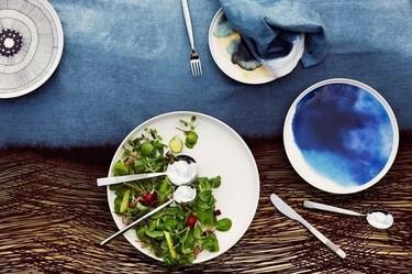 La nueva colección de Marimekko dibuja con acuarela el otoño de 2013