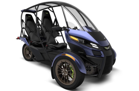 La competencia del Twizy en versión tres ruedas