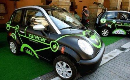Primer servicio de alquiler de eléctricos, en Valencia y para otoño
