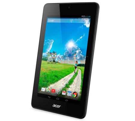 Acer Iconia B1-730, se filtran imágenes e información del próximo tablet 'económico' de Acer