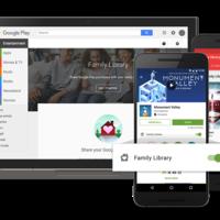 Google presenta la librería familiar de Play Store y comienza su despliegue en México