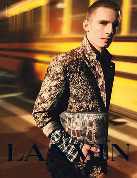 Campaña de Lanvin para esta primavera-verano 2011