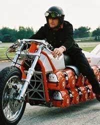 Dolmette: una moto de corta y rasga