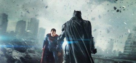 'Batman v Superman: El amanecer de la justicia', tráiler definitivo y cartel para cines IMAX