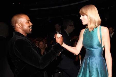 Taylor y Kanye