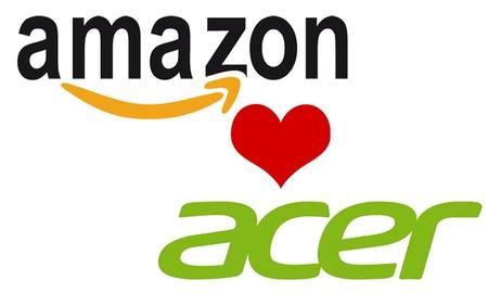 Promoción Acer en Amazon: portátiles, convertibles y tablets en oferta