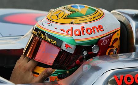 Lewis Hamilton marca el mejor tiempo en los primeros entrenamientos libres