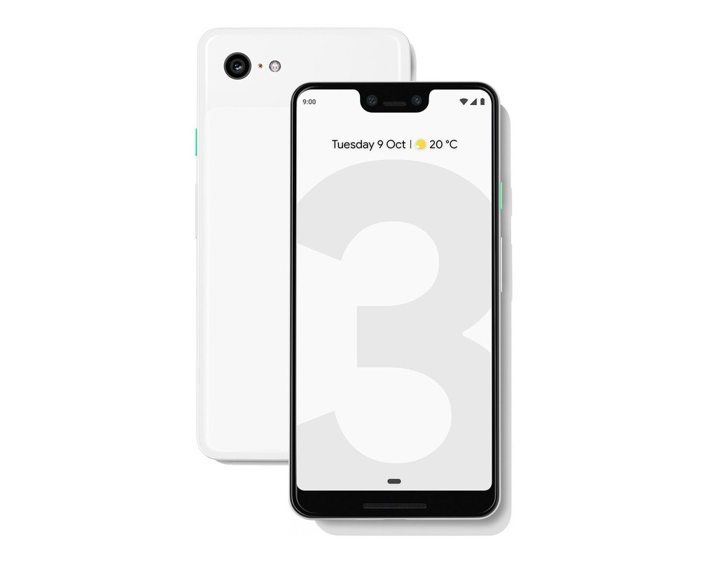 Google Pixel tres y Pixel tres XL: cámara doble frontal y mas IA para aspirar de reciente a mejor teléfono fotográfico del año