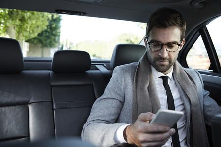 Pasajero Uber Movil