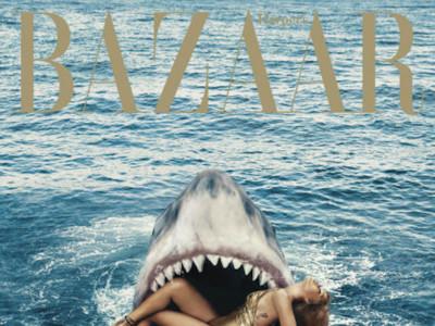De Katy Perry a Rihanna, ¿los tiburones son la nueva mascota de moda?