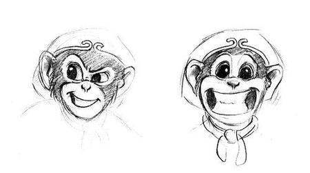 monkey pixar