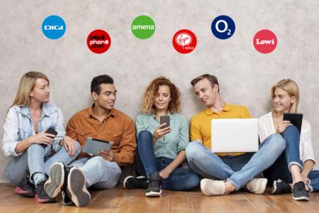 Comparamos las tarifas de Virgin con O2, Lowi, Amena, Pepephone y Digi: ¿quién tiene la mejor oferta de fibra y móvil?