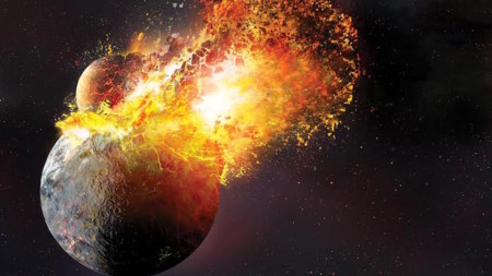 La Luna estaría compuesta por un fragmento de la Tierra y eso es un giro que nadie esperaba