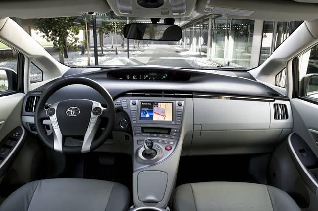 Conducción eficiente con coches híbridos