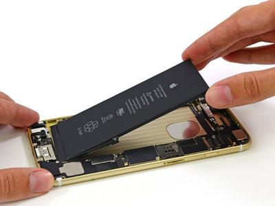 iFixit viene al rescate de quienes no puedan acogerse al programa de baterías de Apple