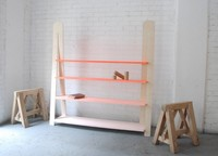 Gradient BookShelf, la nueva estantería de Kutarq Studio