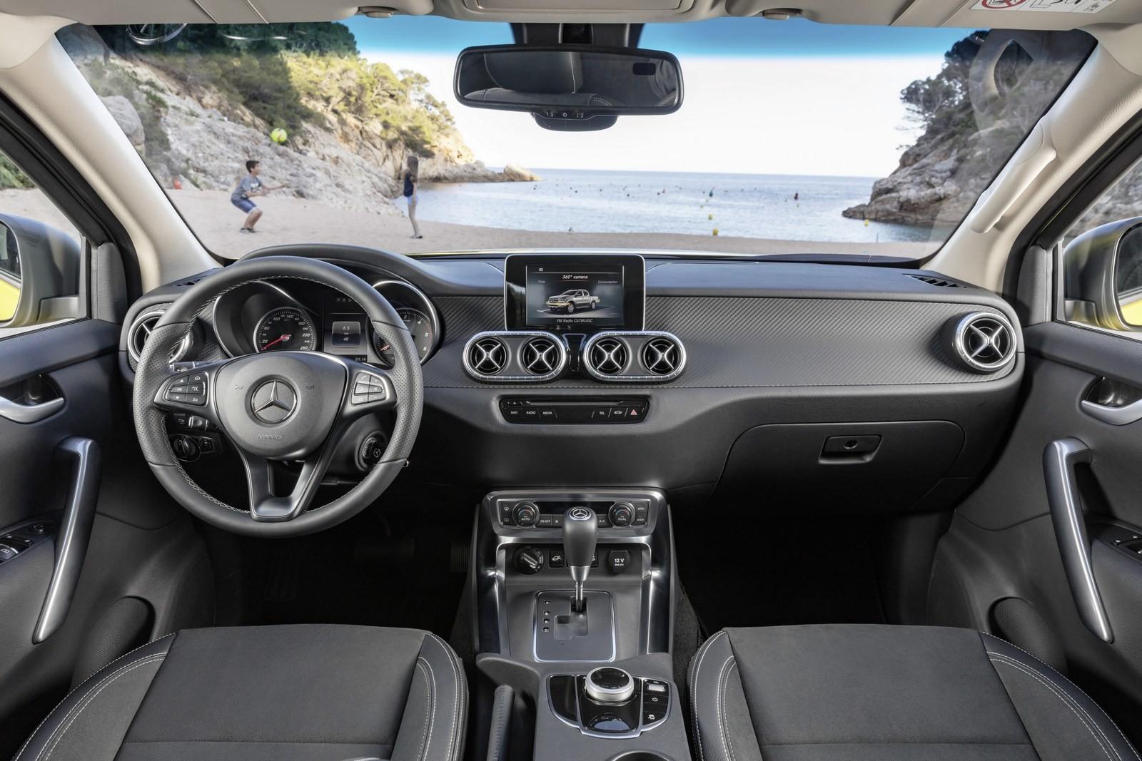 Foto de Mercedes Benz Clase X 2018 (3/19)