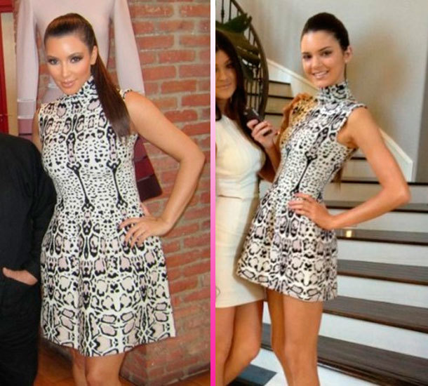 cuestión de estilo Kardashian