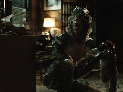 Qué tiene de terror 'La forma del agua' para que pretenda hacer historia ganando el Óscar a mejor película