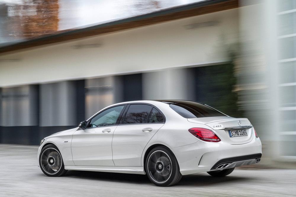 Foto de Mercedes-Benz C450 AMG 4Matic (10/24)
