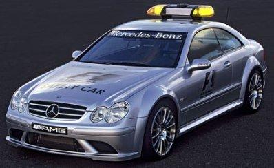 Nuevo safety car para la F1 en 2006